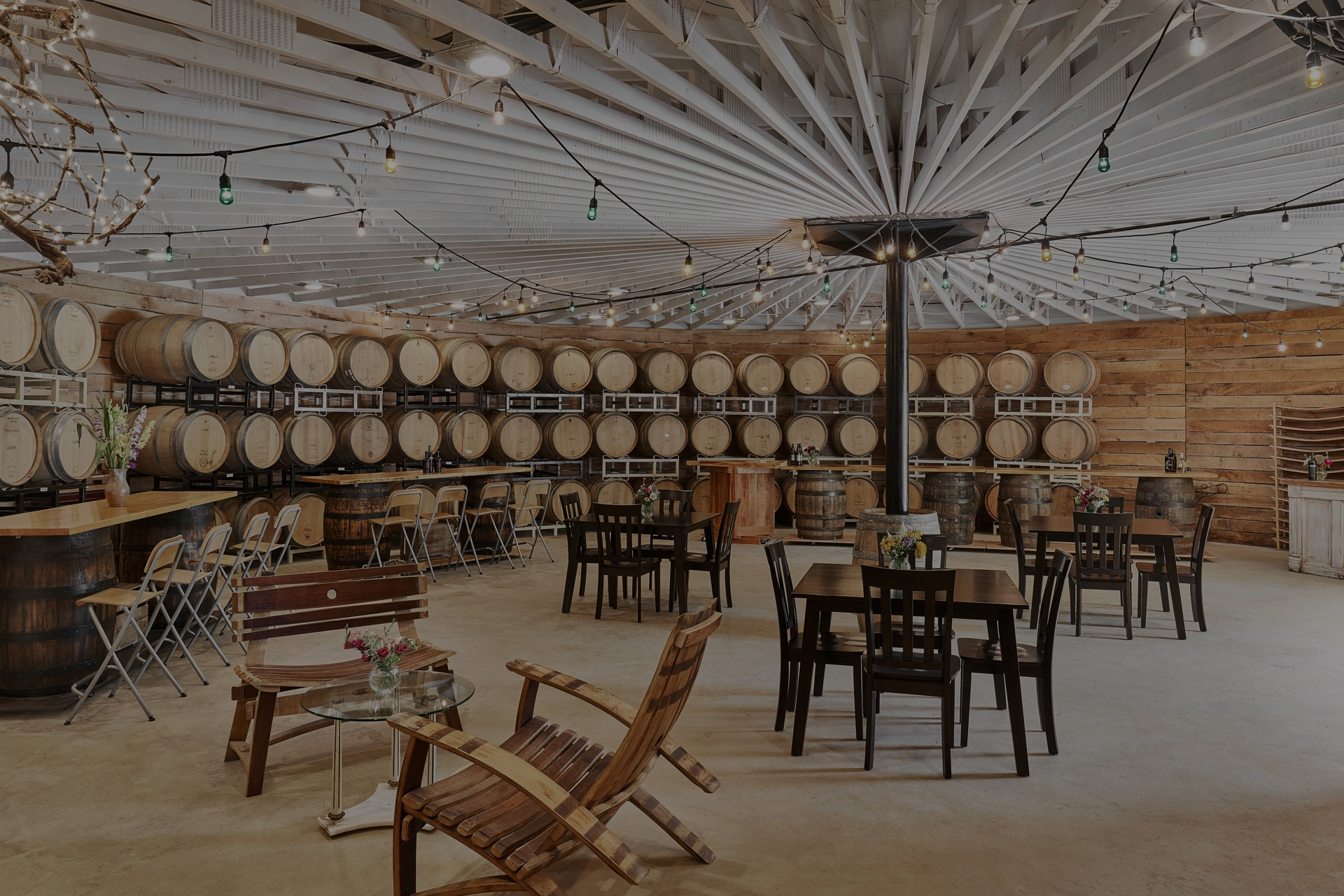 Beaux Barrel Room